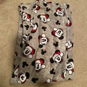 Mickey Christmas pj pants